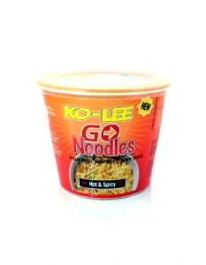 Ko Lee Thai Hot & Spicy Flavour Go Instant Cup Noodles | Buy Online at the Asian Cookshop